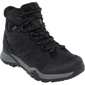 The North Face Hedgehog Hike II Mid GTX Calzado Mujer, tnf black/tnf black